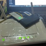 Install WIFI TP-WN722N pada OpenWRT CC